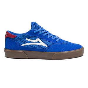 Lakai Cambridge Blue/Gum Suede