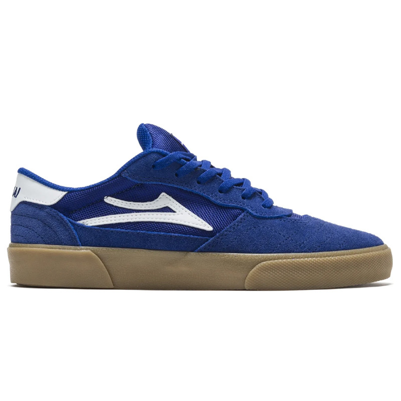 Lakai Cambridge Blueberry Suede