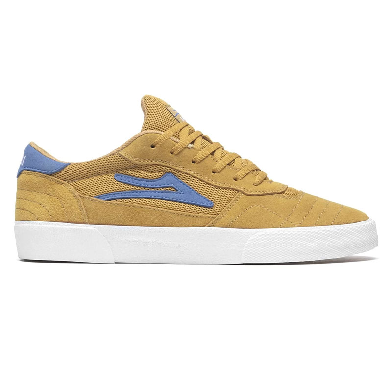 Lakai Cambridge Gold/Gum Suede
