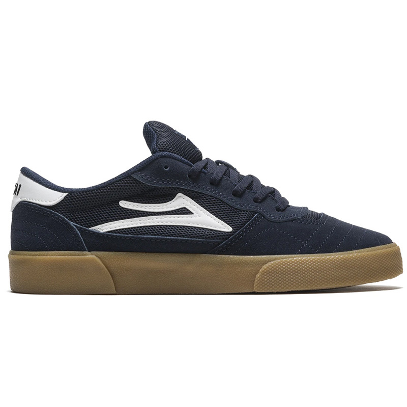 Lakai Cambridge Navy/White Suede