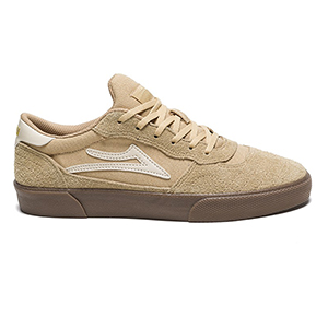 Lakai Cambridge Tan/Cream Suede