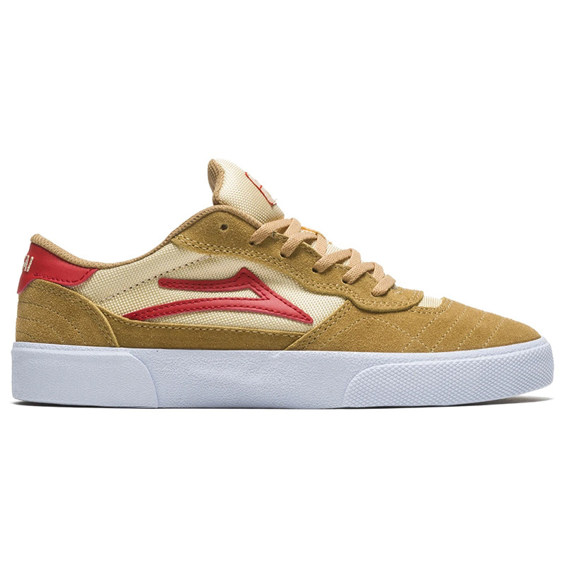 Lakai Cambridge Tobacco/Flame Suede