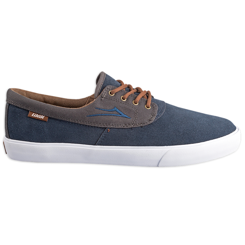Lakai Camby Navy Suede