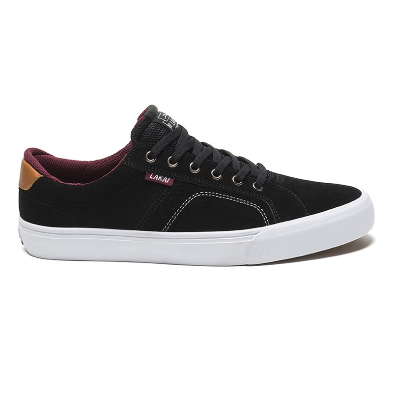Lakai Flaco Black/White