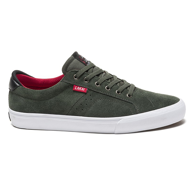 Lakai Flaco Shoes Forrest Suede