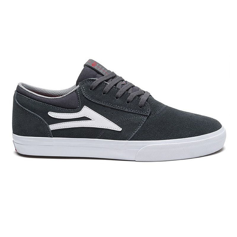 Lakai Griffin Charcoal Suede