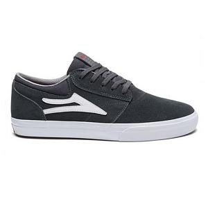 888401582420. Lakai Griffin Charcoal Suede