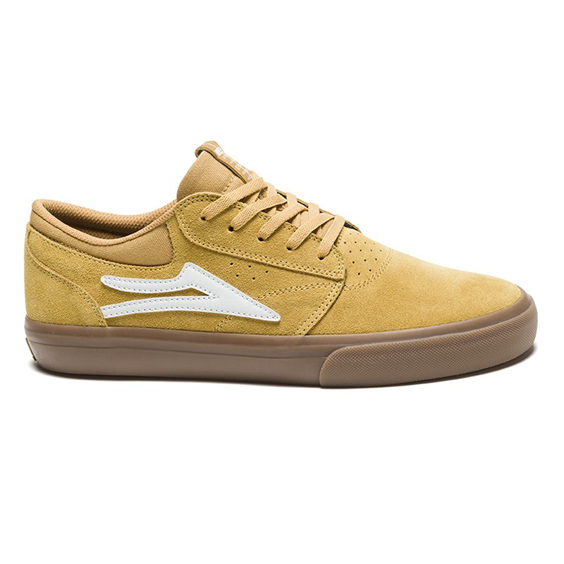Lakai Griffin Gold Suede