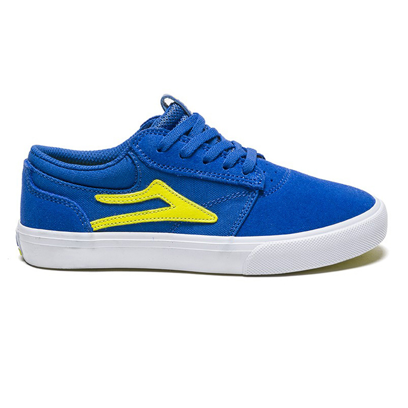 Lakai Kids Griffin Blue/Yellow