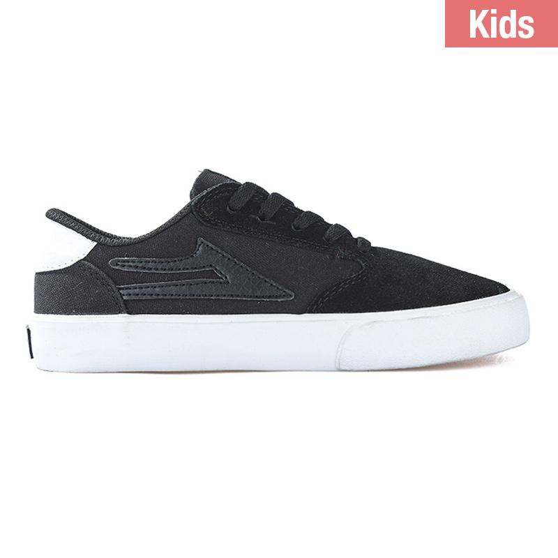 Lakai Kids Pico Black Suede