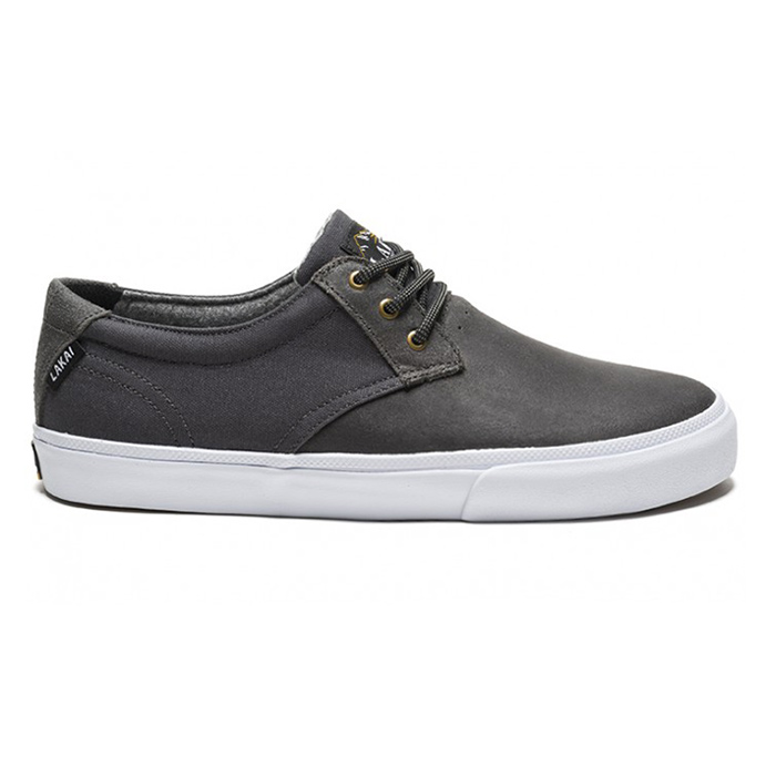 Lakai Mj Wt Charcoal