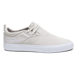 Lakai Riley Hawk 2 White Suede