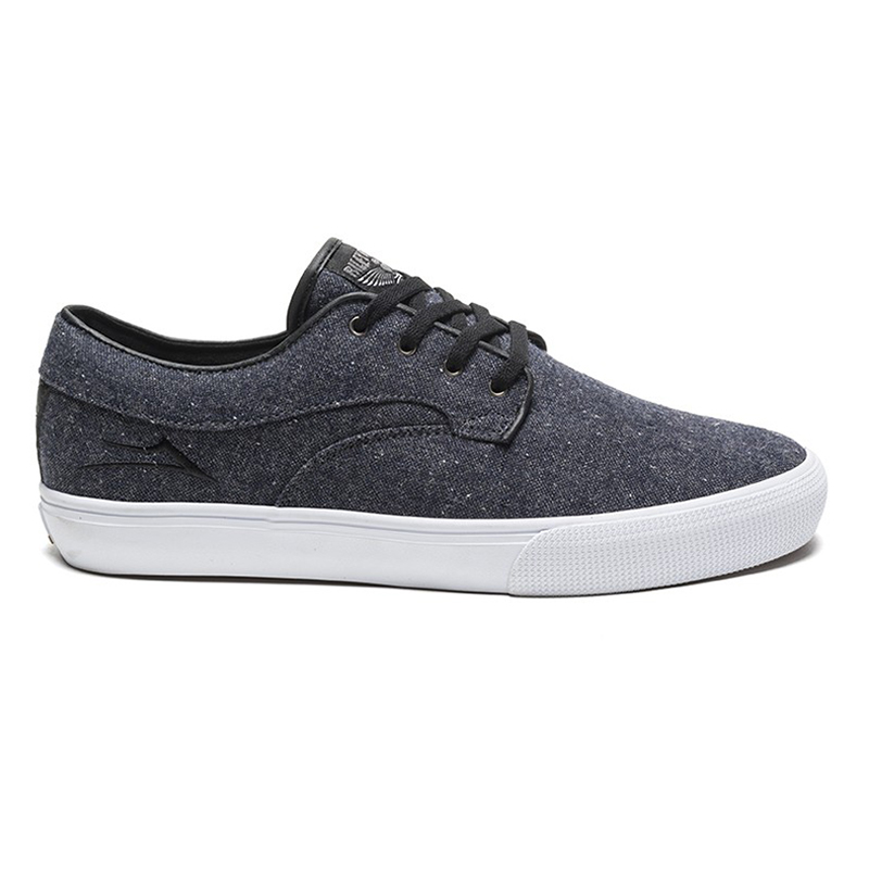 Lakai Riley Hawk Midnight Textile