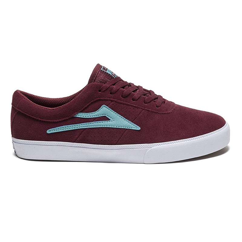 Lakai Sheffield Burgundy
