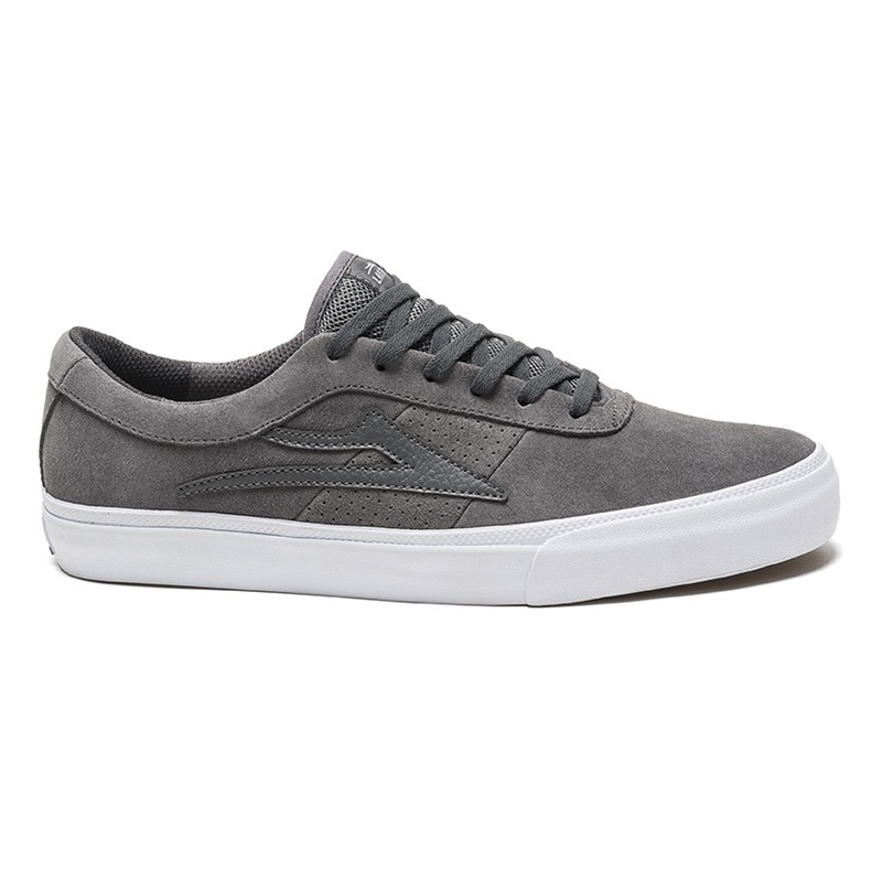 Lakai Sheffield Grey Suede