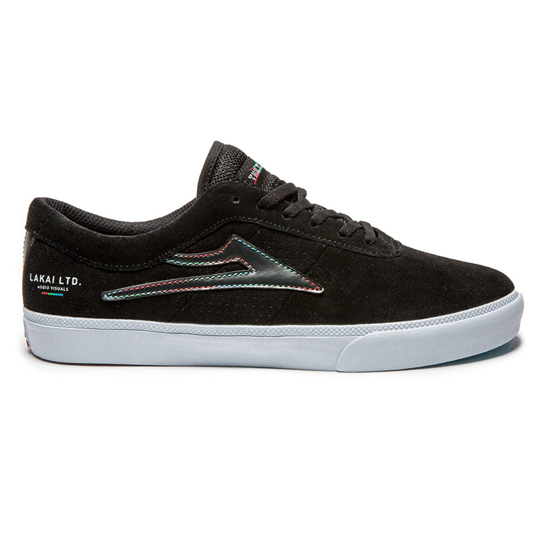 Lakai Sheffield The Flare Black Suede