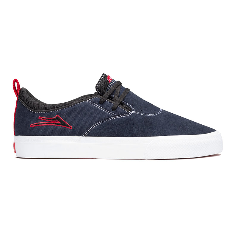 Lakai x Independent Riley 2 Navy Suede