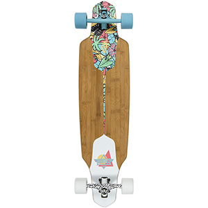Dusters Channel Jiggy Complete Longboard Multi 38.0
