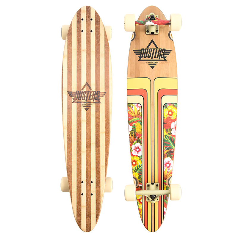 Dusters Primo V2 Honey Creeper Complete Longboard  40.0 x 9.0