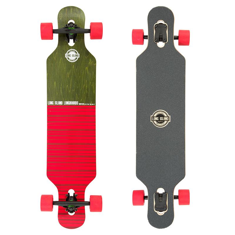 Long Island Duo longboard complete 38.9