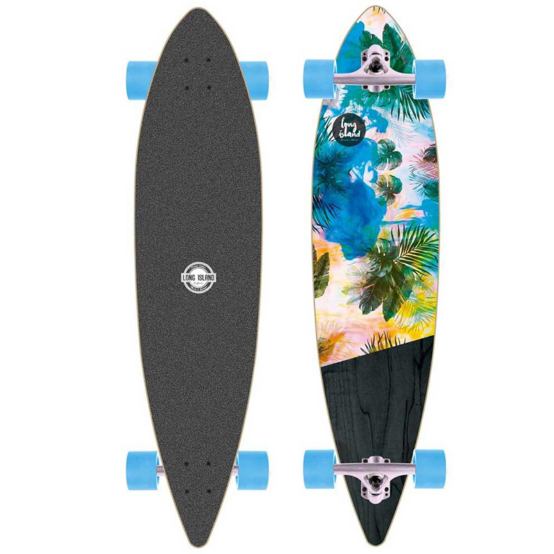Long Island Pintail Essential Complete Longboard 40.0