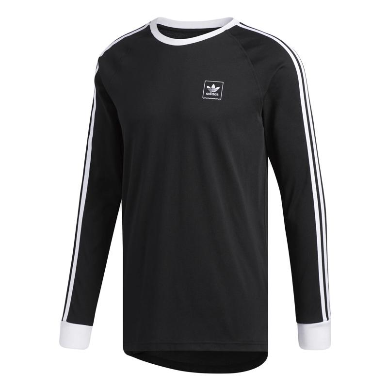 adidas Cali Bb Longsleeve T-Shirt Black/White
