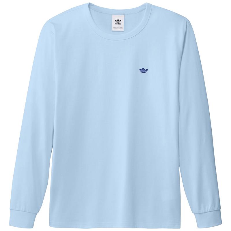 adidas H Shmoo Longsleeve T-shirt Iceblu/Royblu