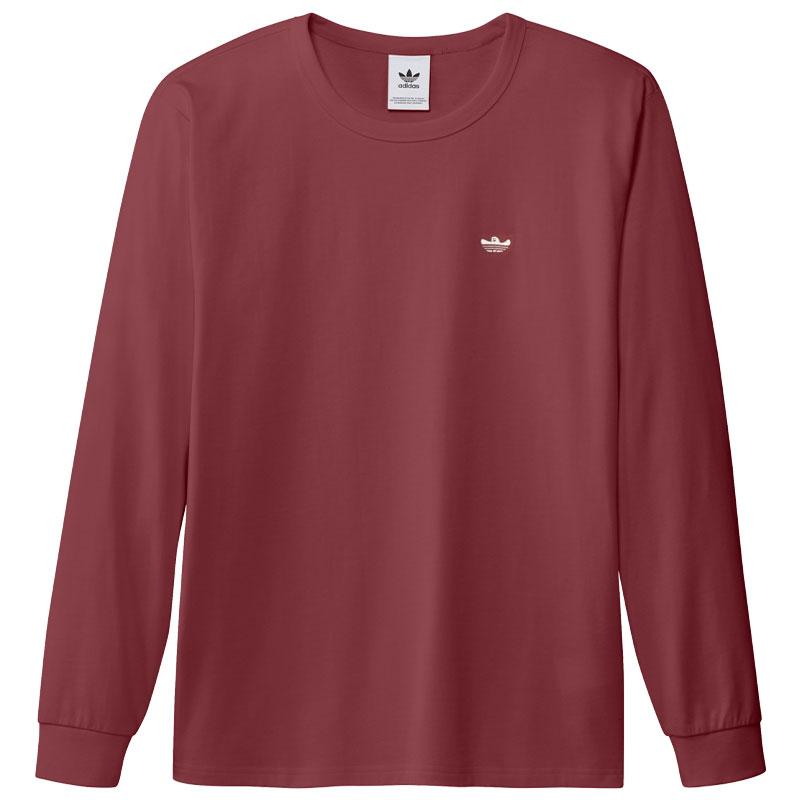 adidas H Shmoo Longsleeve T-shirt Legred/Alumin
