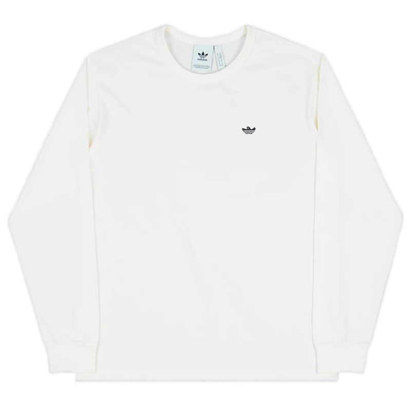 adidas H Shmoo Longsleeve T-shirt Owhite/Minred