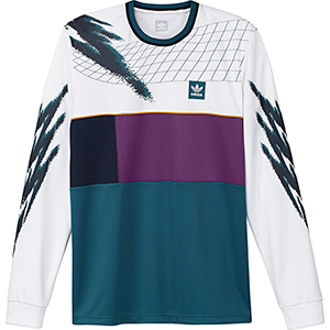 adidas Tennis Jersey White/Tripur/Reatea