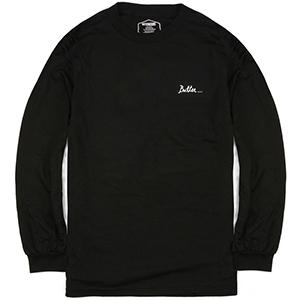 Butter Goods Nevermind Longsleeve T-Shirt Black