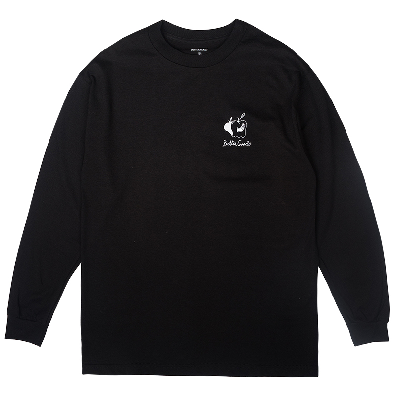 Butter Goods Sweet Dreams Longsleeve T-Shirt Black