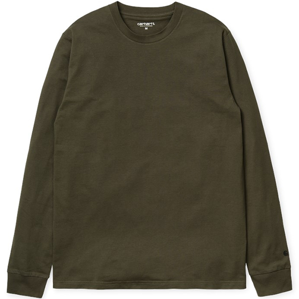 Carhartt Base Longsleeve T-shirt Cypress/Black