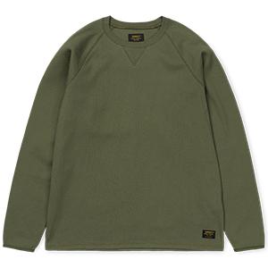 Carhartt Leeward Longsleeve T-Shirt Rover Green