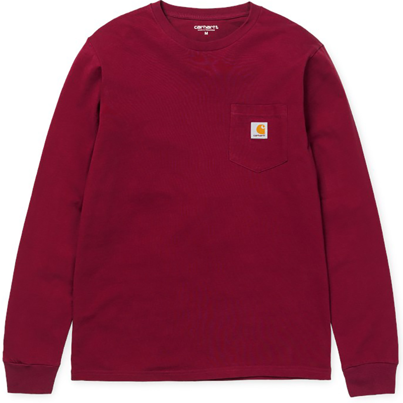 Carhartt Pocket Longsleeve T-Shirt Varnish