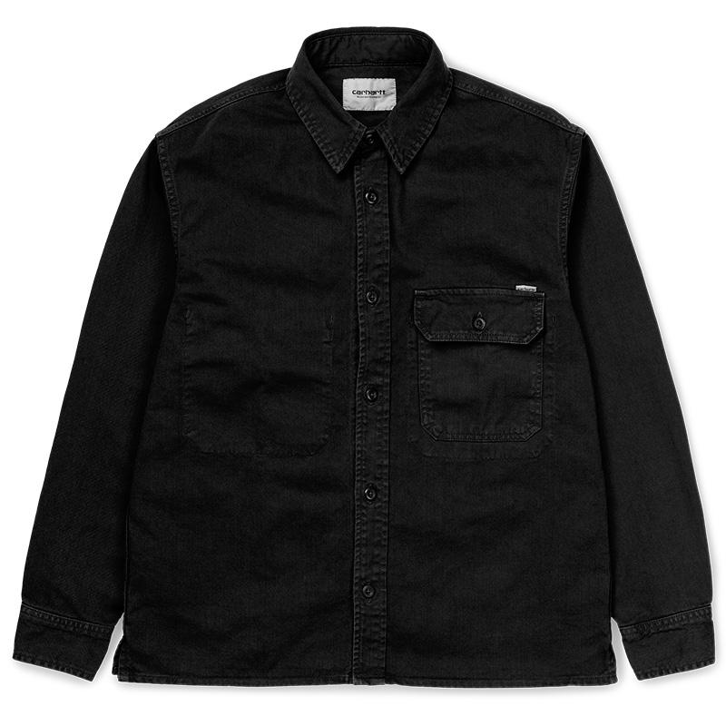 Carhartt Reno Longsleeve T-Shirt Black