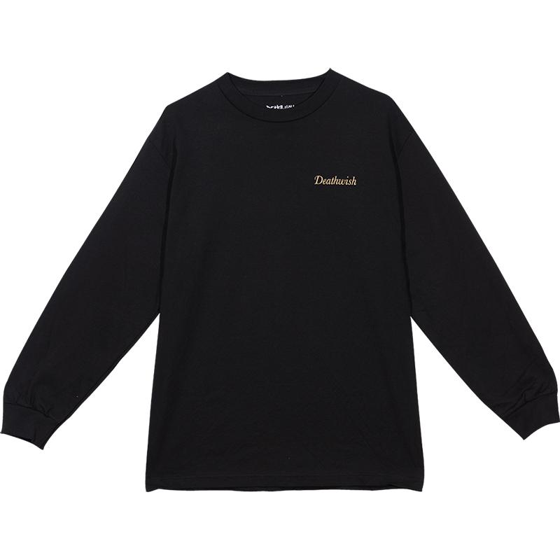 Deathwish Extremist Longsleeve T-Shirt Black