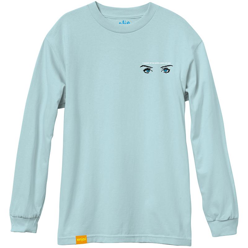 enjoi Wasted Years Longsleeve T-Shirt Celadon