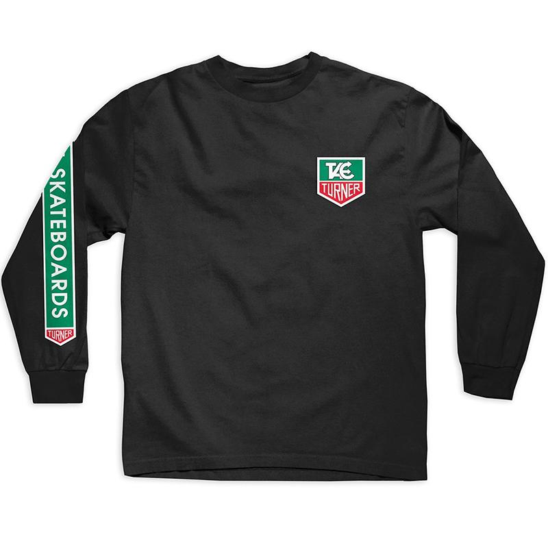 Girl Tae Longsleeve T-Shirt Black