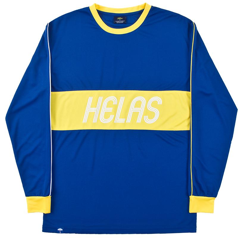 Helas Diego Longsleeve Jersey Blue