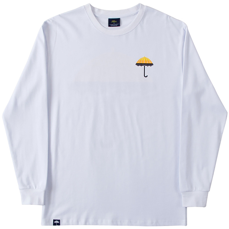 Helas UMB Longsleeve T-shirt Yellow/Orange/Navy
