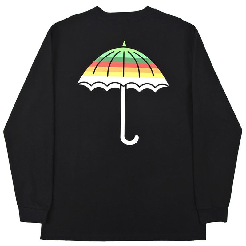 Helas Umb Multico Longsleeve T-Shirt Black