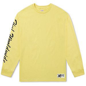 HUF X Felix The Cat SanT-shirt Longsleeve T-shirt Banana