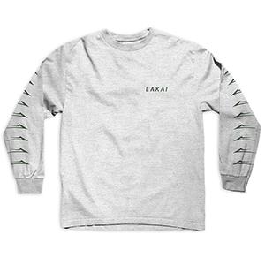 Lakai Flared Longsleeve T-Shirt Ash