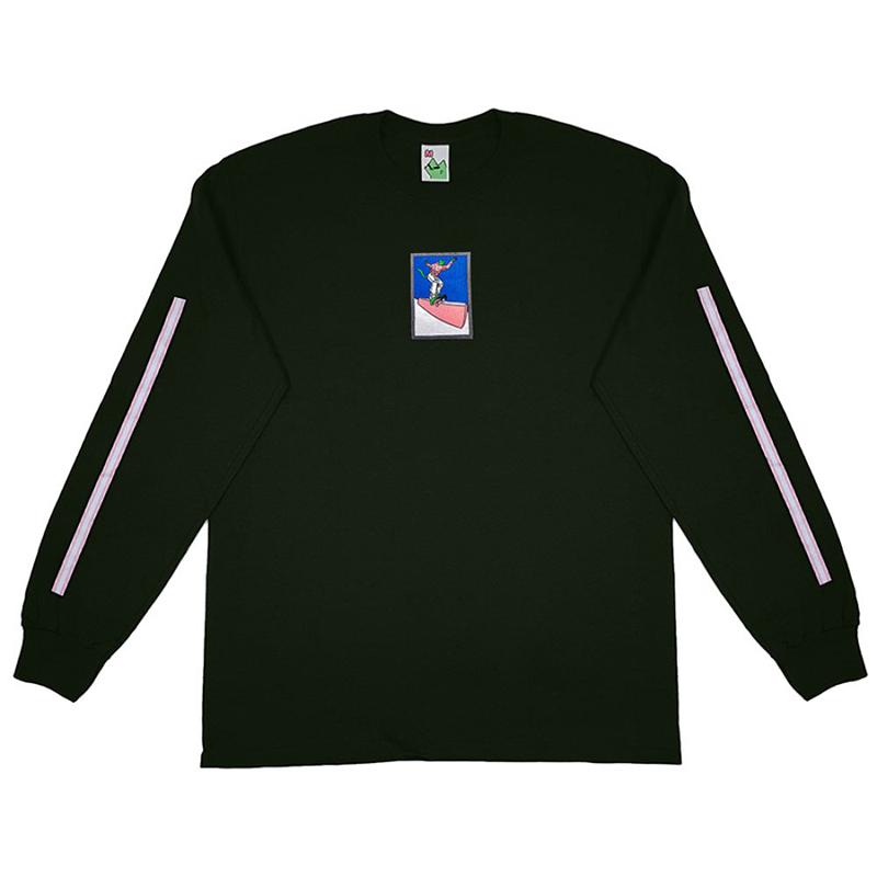 Leon Karssen Hurricandy Longsleeve T-shirt Green