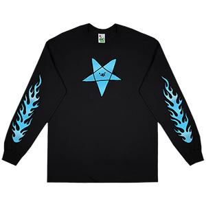 Leon Karssen Skatan Longsleeve T-shirt Black