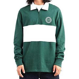 Levi´s Longsleeve Rugby T-Shirt Trekking Green