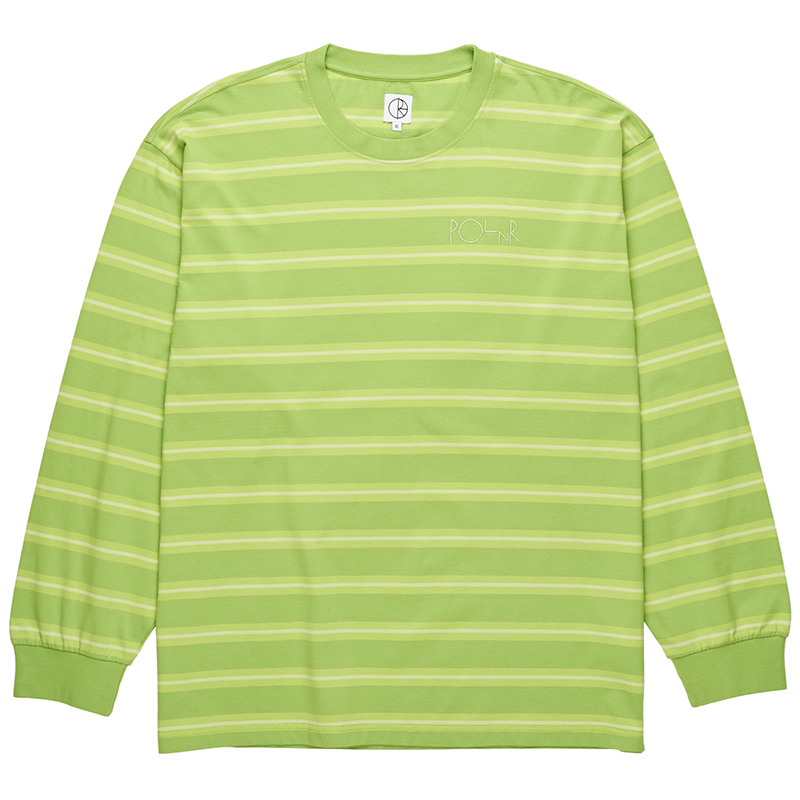 Polar 91 Longsleeve T-Shirt Apple Green