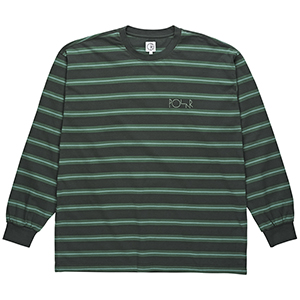 Polar 91 Longsleeve T-Shirt Grey Green