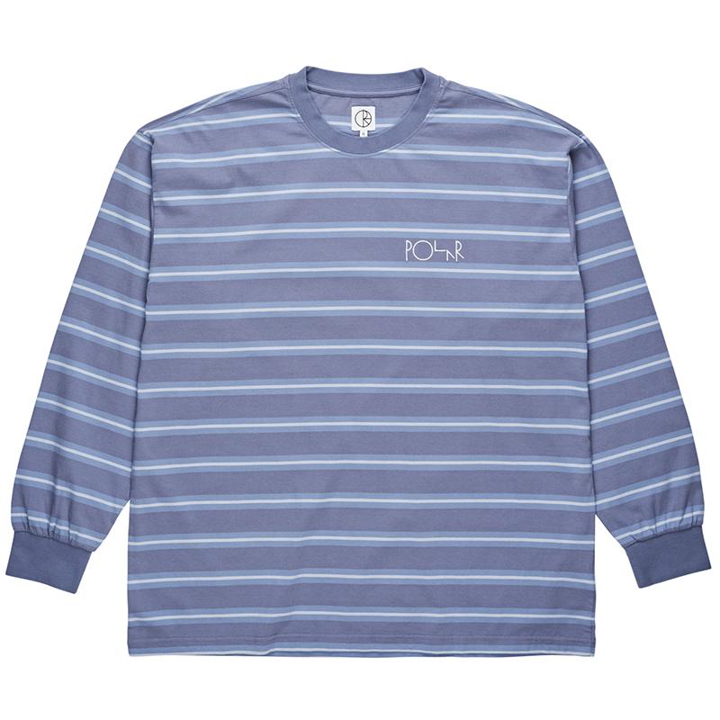 Polar 91 Longsleeve T-Shirt Sky Blue